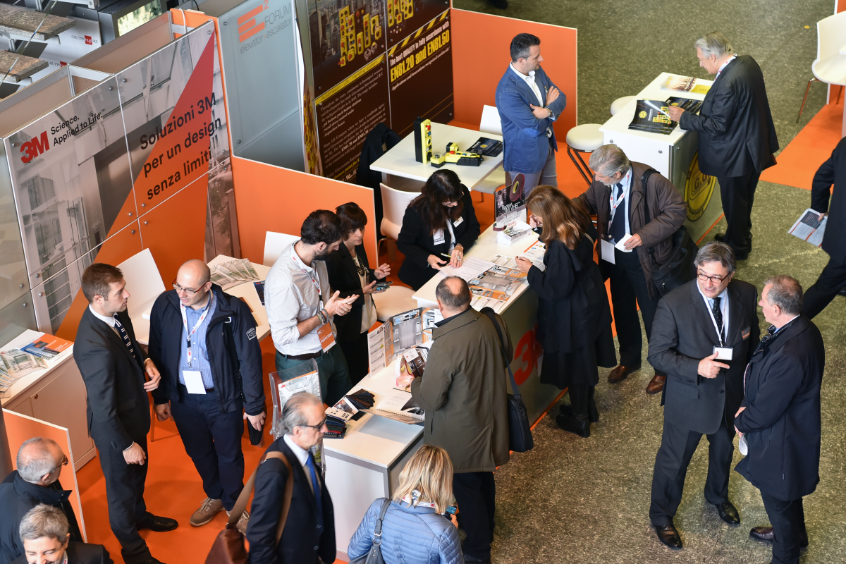 Exhibitors of E2 Forum Frankfurt